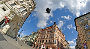 Priorytetowy obszar rewitalizacji w Łodzi z planem miejscowym
