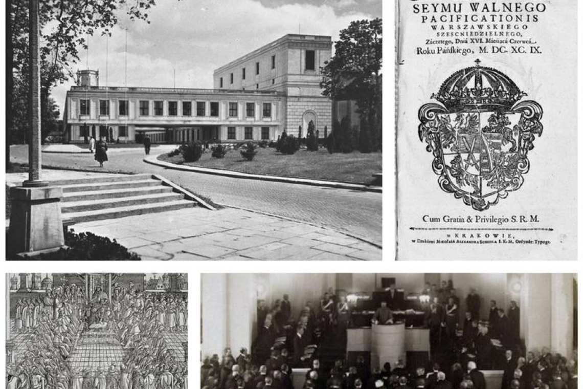 Powstanie Muzeum Sejmu Polskiego