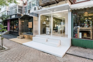 Przepis na dobry projekt - zobacz pekińskie biuro dla artystów designu