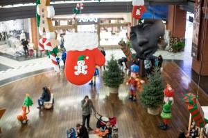Stary Browar w bajkowej, świątecznej odsłonie