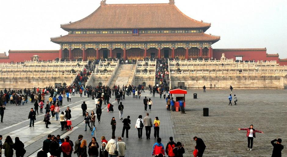 Pekin restauruje mury Zakazanego Miasta