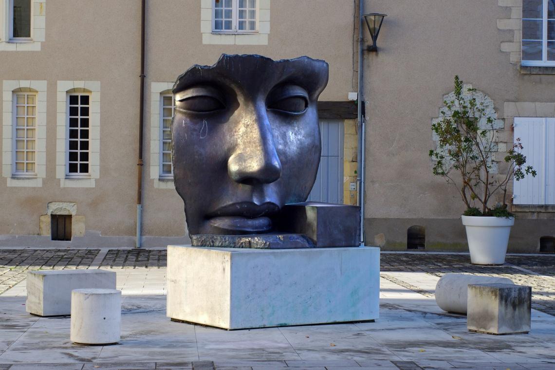 Powstanie muzeum Igora Mitoraja