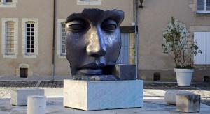 Rzeźba polskiego artysty pozostanie na zawsze w Pompejach