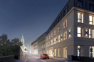 Hampton by Hilton Oswiecim z projektantem i wykonawcą