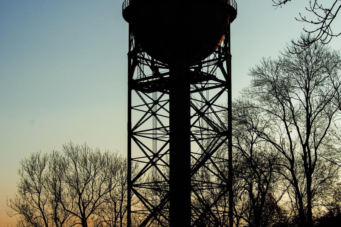 Obok odnowionej wieży ciśnień będzie centrum edukacyjne