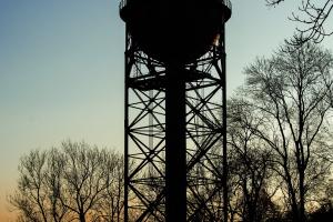 Rewitalizacja wieży ciśnień w Ciechanowie