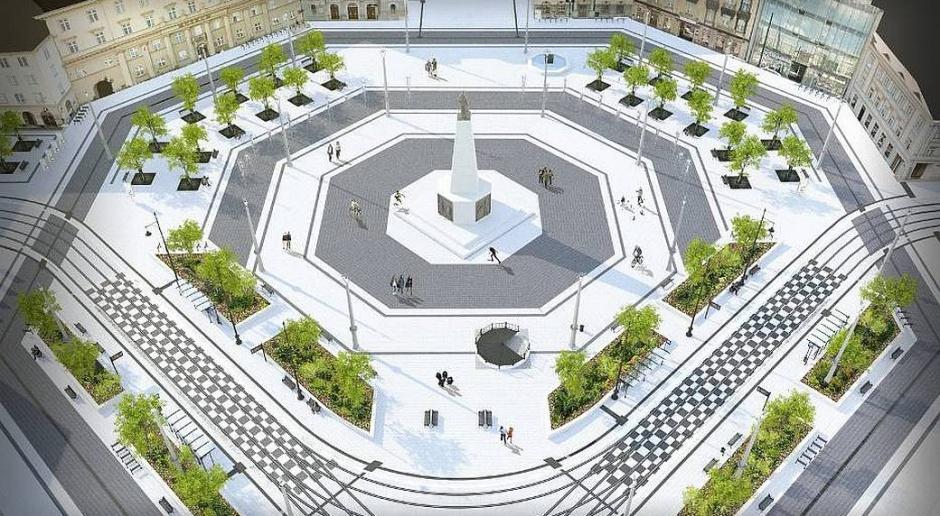 Kościuszko w nowym sąsiedztwie. Plac Wolności zmieni się nie do poznania