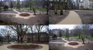 Zielony Sopot, odzyskany Park Herbstów