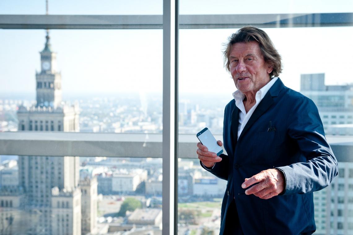 Helmut Jahn: Dobre budynki są jak wino – im starsze, tym lepsze