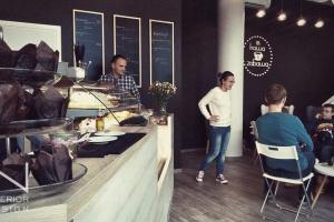 Zamki, zjeżdżalnia i kawa - tak projektuje się lokale przyjazne dzieciom