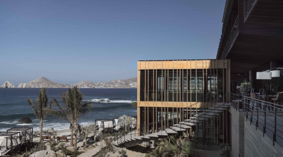 Meksykański duch, nowoczesne rozwiązania w butikowym hotelu The Cape