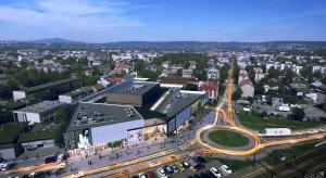 MOFO Architekci zaprojektowało centrum handlowe dla Jasła