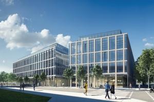 Tak będą wyglądały nowoczesne biurowce w nowym centrum Gdyni