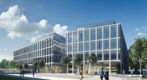 Nowe biurowce na terenie Molo Rybackiego w Gdyni. Projekt S.A.M.I. Architekci okazał się najlepszy