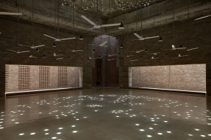 Przestrzeń dla ducha - zobacz jak zaprojektowano niezwykły meczet w stolicy Bangladeszu