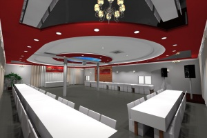 Jak zaprojektować salę bankietową