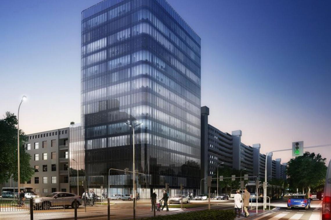 To będzie najwyższy biurowiec we Wrocławiu