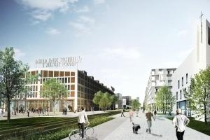 Ruszają prace nad koncepcją Wolnych Torów. Powstanie nowa dzielnica Poznania
