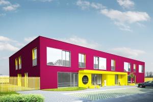 Kolorowo, przytulnie i bezpiecznie - tak się dziś projektuje przedszkola