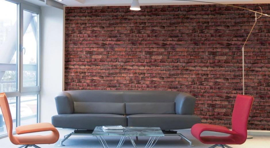 Ściana... drukowana?