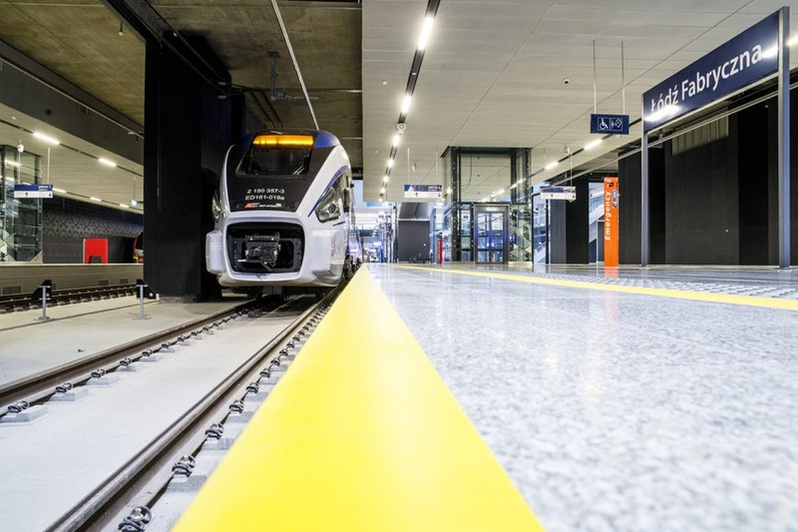 Rewolucja na kolei, czyli co zrobić gdy dworce są remontowane?