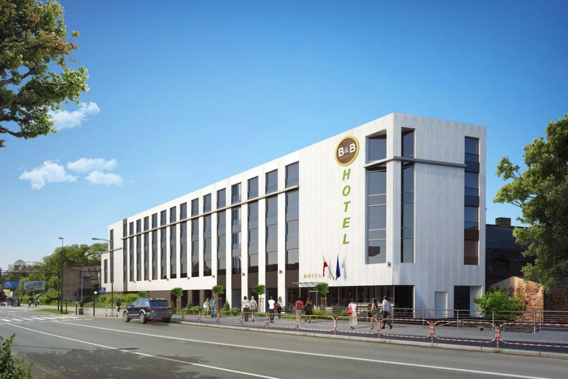 Rusza budowa hotelu w Krakowie. Jest projekt i wykonawca