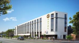 Sieć hotelarska B&B stawia na wyjątkową lokalizację. Nietuzinkowy projekt spod kreski Arbapol