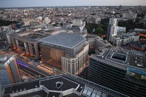 Europa robi wrażenie - tak wygląda nowa siedziba Unii Europejskiej