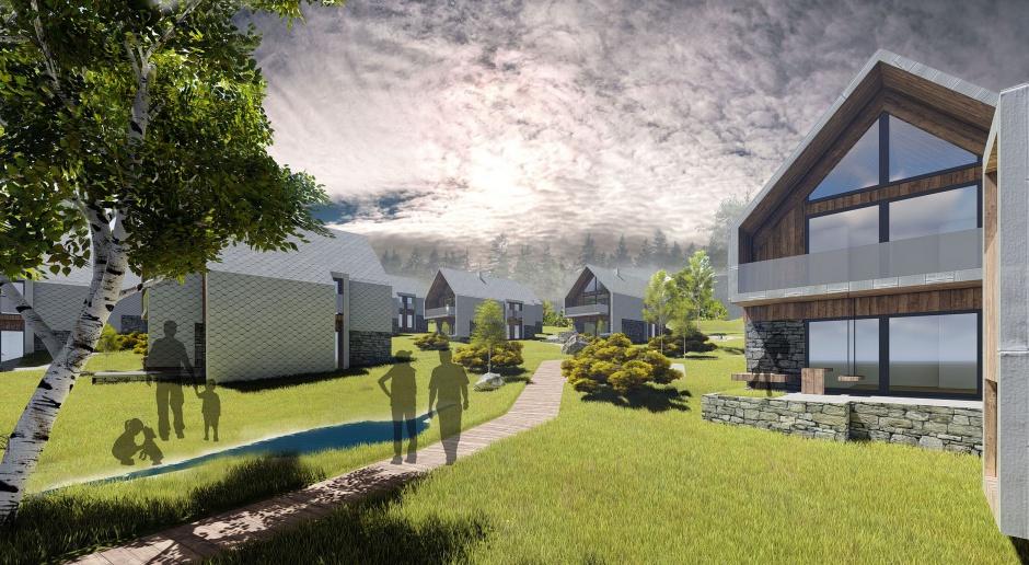 Active Village z widokiem na Śnieżkę. Oto zwycięski projekt!