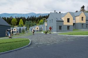 Active Village z widokiem na Śnieżkę. Znamy zwycięzcę konkursu na najlepszy projekt