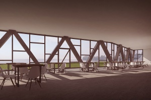 Hotel wpisany w mazurski krajobraz - tak go zaprojektowano