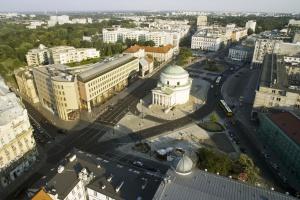 Warszawa jak Mediolan