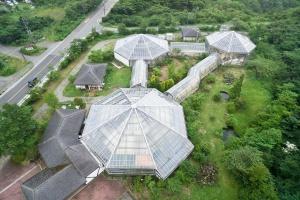 Krajobraz z wody - tak zmienił się stary ogród botaniczny