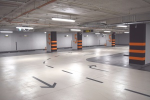Q22 od podstaw - tak zaprojektowano w nim parkingi