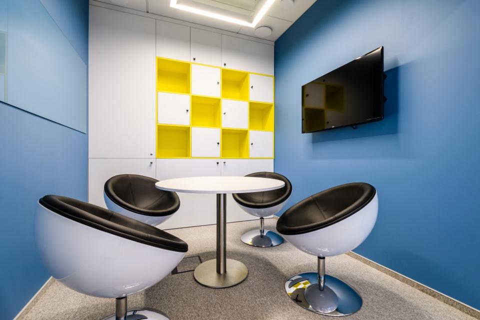 Nowe biuro AXA Assistance to inspirujące i kreatywne miejsce pracy