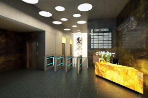 Oto najnowsza inwestycja biurowa w Łodzi - Ogrodowa 8 Office spod kreski OP Architekten