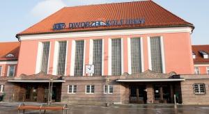 Dworzec i stacja w Gliwicach po modernizacji