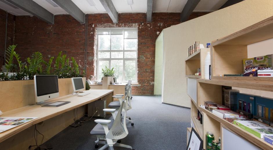 Fabryka dobrych pomysłów. Zobacz designerskie biuro w Moskwie