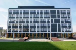 Nowe biurowce we Wrocławiu pełne designu