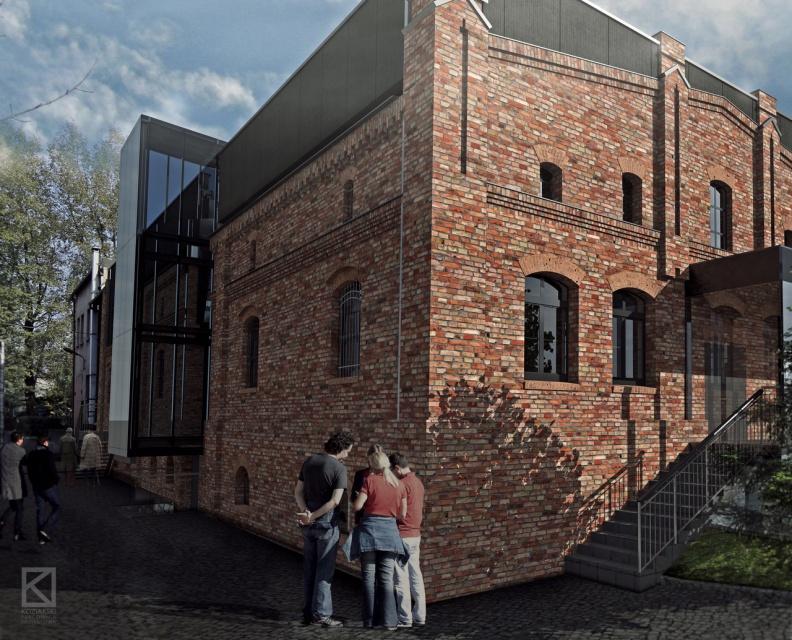 Muzeum na Wujku będzie rozbudowane. Oto projekt spod kreski architektów z Katowic