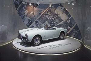 Nie tylko dla chłopców - tak wygląda muzeum legendy włoskiej motoryzacji