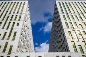Między piętrami - zobacz katowickie biuro Mentor Graphics