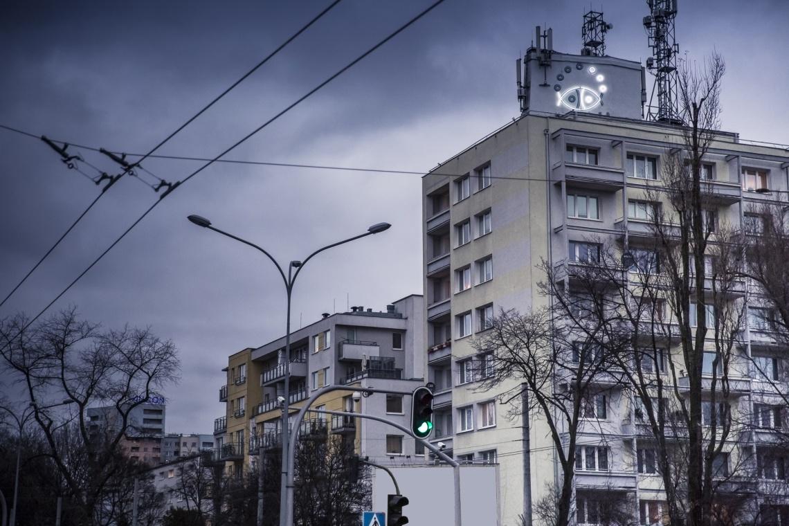 Nowy miejski witacz. Zobacz, jak powstawał niezwykły neon