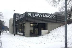 Dworzec Puławy Miasto jak nowy