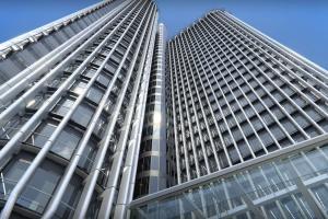 Wieżowiec Torre Europa - najnowocześniejszy smart budynek w Madrycie