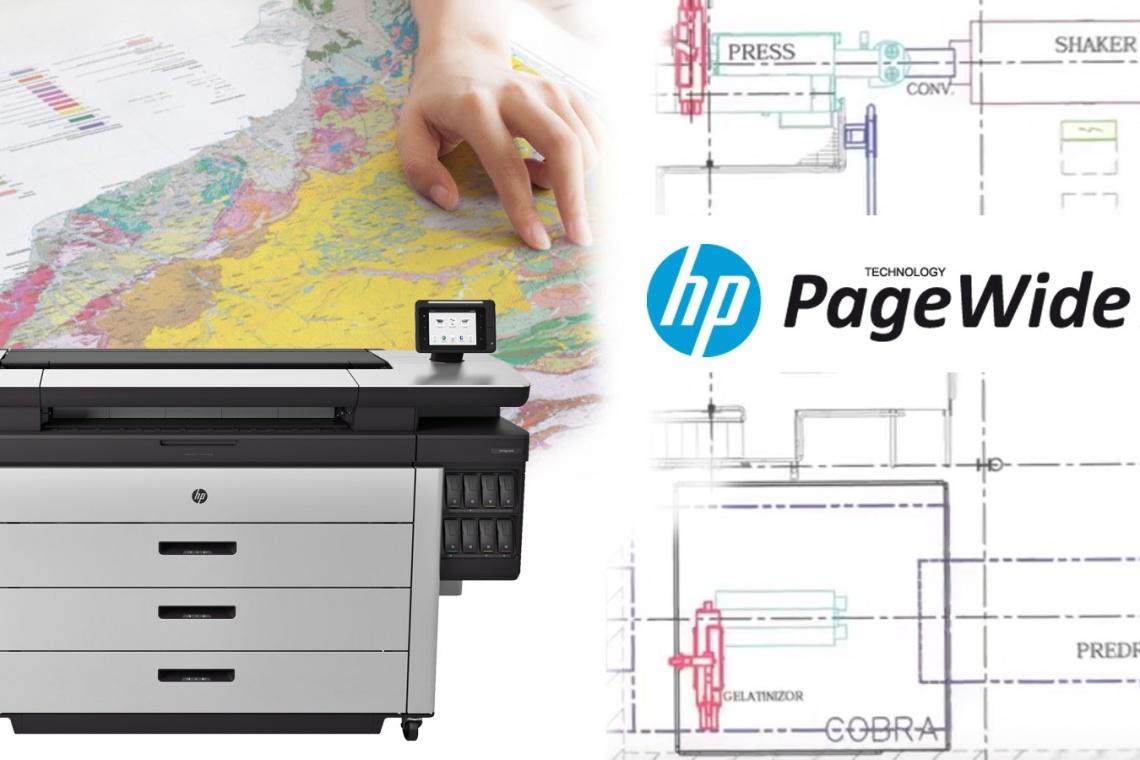 HP PageWide XL - nowy standard dokumentacji technicznej