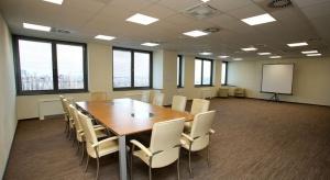 West Forum Business Center goni nowoczesne biurowce