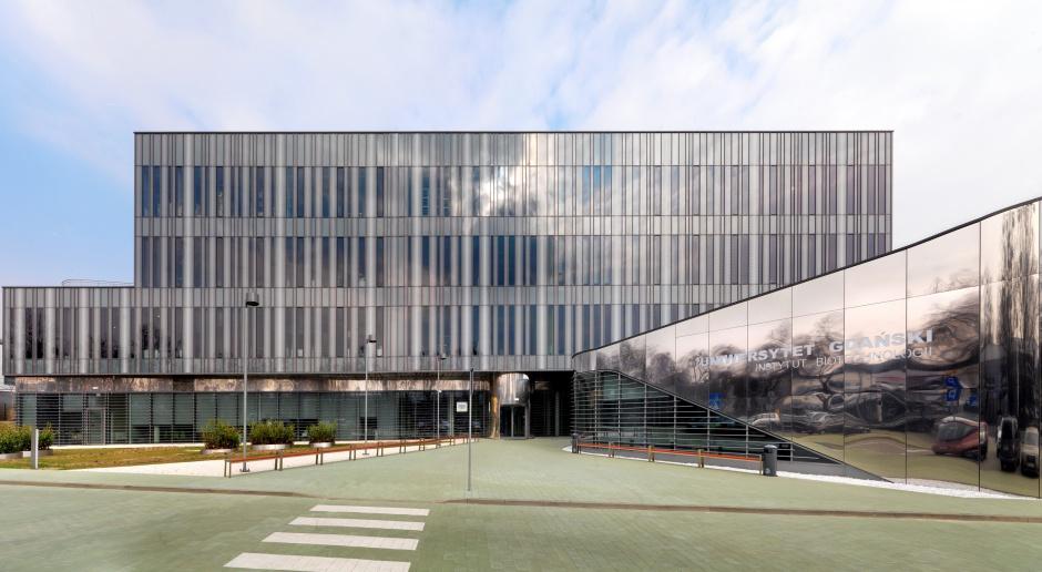 Nowoczesna architektura i innowacyjne technologie. Oto gmach Instytutu Biotechnologii