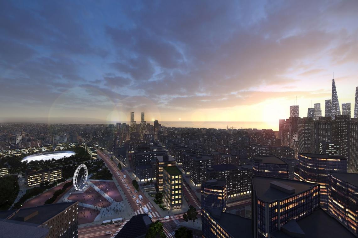 Inteligentne miasta są bliżej niż myślimy