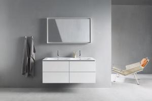 Czyste wzornictwo: beton w łazience